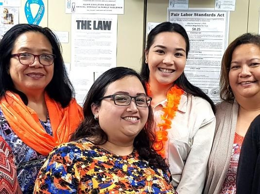 2018 Wear Orange for Gun Violence