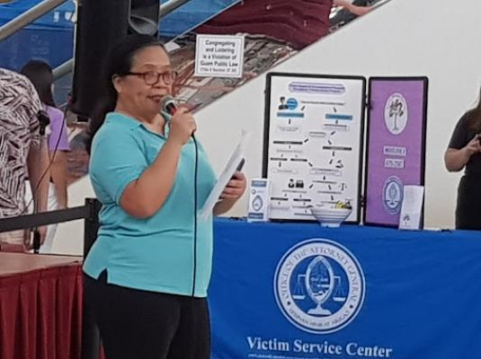 Family Violence Awareness Month Outreach Fair – October 5, 2019