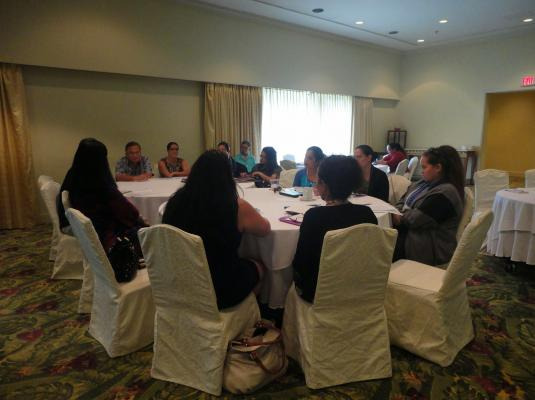 The National Council of Juvenile Family Court Judges (NCJFCJ)