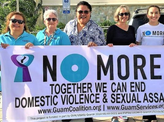 2017 March and Wave Against Family Violence