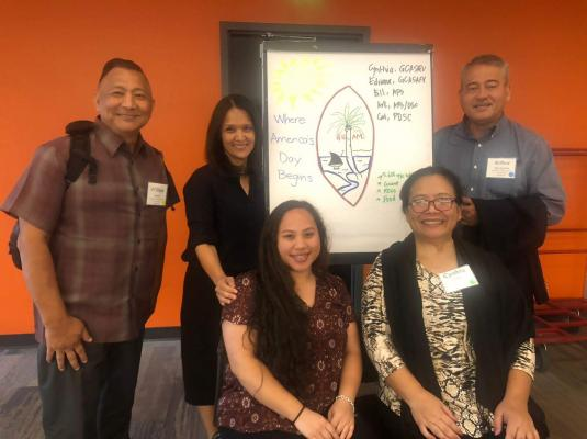 2018 Victim Services Training of Trainers Denver, CO