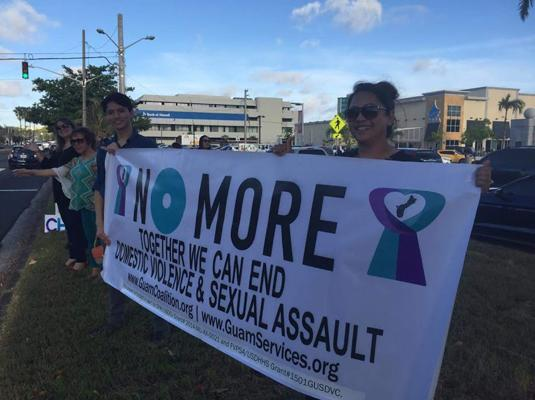 Sexual Assault Awareness Month/Child Abuse Prevention Month Wave – April 10, 2019