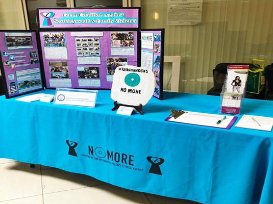 National Crime Victim Rights Week Outreach Fair – April 7, 2019